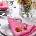Секреты правильной сервировки праздничного стола