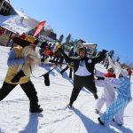 В Шерегеше состоится массовый спуск в карнавальных костюмах