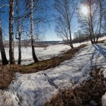 Во вторник Кузбасс ждёт потепление и гололёд