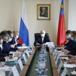 Сергей Цивилев провел штаб по ситуации на шахте «Алексиевской»