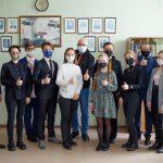 Сергей Цивилев встретился с юными дарованиями Кузбасса