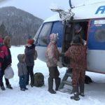 В Кузбассе появились вертолетные бригады вакцинации