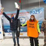 В истории рыболовного спорта Кузбасса свершился прорыв