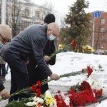 Кемеровчане вспоминают погибших во время пожара в ТЦ «Зимняя вишня»