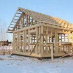 Особенности и достоинства создания каркасных домов