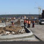 В Кузбассе приступили к ямочному ремонту дорог