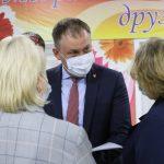 Мэр Кемерова провел встречу с жителями Кедровки