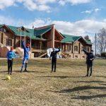Воспитанники закрытой кемеровской школы олимпийского резерва осваиваются на новом месте