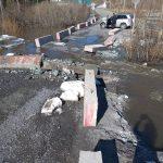 В Кемеровском округе намереваются построить мост