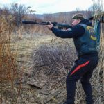 Байкеры Сибири готовят оружие