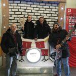 В Белове собрались любители рок-музыки