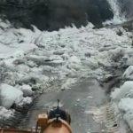 В Мундыбаше ледоход перекрыл дорогу