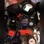 Полицейские Анжеро-Судженска изъяли партию контрафактных часов