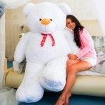 Плюшевый медведь с доставкой от украинского производителя
