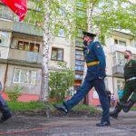 Кузбасс готовится к Дню Победы