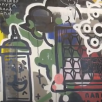 В Новокузнецке открылась выставка граффити