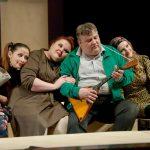 Новокузнецкий драматический театр привёз в Кемерово четыре спектакля