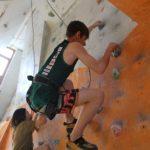 В Кемерове прошли соревнования на искусственных скалах