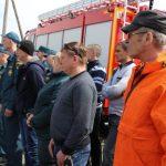 В Кузбассе открылось новое пожарное депо