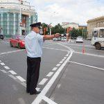 В центре Кемерова перекроют движение – будут репетировать марш в честь Дня Победы