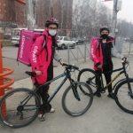 В Кузбассе заработала экспресс-доставка продуктов «Самокат»