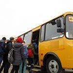 В Кузбассе массово заменяют школьные автобусы на новый транспорт