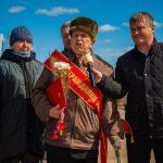 В Юрге фронтовик получил звание почётного гражданина города