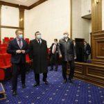Министр юстиции РФ Константин Чуйченко посетил Восьмой кассационный суд в Кемерове