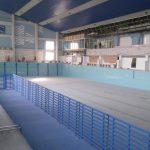 В сети появились фотографии с реконструкции Кемеровского «Лазурного»
