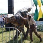 В Кузбассе в год 300-летия с особым размахом пройдёт фестиваль «В гостях у динозавра»