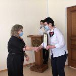 В Берёзовском наградили лучших медицинских сестёр