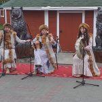 В Мысках открыта шорская этнодеревня, построенная при поддержке «Разреза Кийзасского»