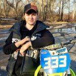 Студентка из Новокузнецка после травмы готовится к чемпионату по мотокроссу