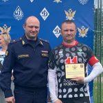 Сотрудник ГУФСИН по Кузбассу – лучший мини-футболист России