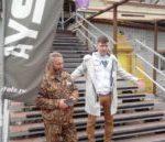 Шерегеш бесплатно принял эко-туристов из Кемерова