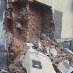 СК начал проверку по факту частичного обрушения стены жилого дома в Киселёвске
