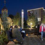 В парке на месте «Зимней вишни» в Кемерове заменили шесть не прижившихся сосен