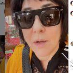 Известная певица Лолита сделала покупки в кемеровском магазине