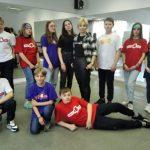 Молодые кузбассовцы танцуют ради жизни
