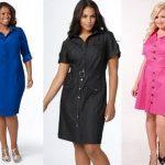 Никак не удается похудеть, а весной так хочется выглядеть на все 100? Правильный подбор одежды поможет скрыть недостатки Вашей фигуры!