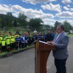 К 300-летию Кузбасса в Калтане проводятся соревнования «Кубок Александра Головина»