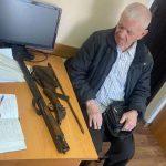 В Ленинске-Кузнецком пенсионер выдал опасный трофей