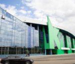 Фоторепортаж: как выглядит огромный ледовый дворец в Кемерове