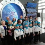 Открытие нового аэропорта в Кемерове посетила жена космонавта Алексея Леонова
