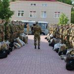 Призывники из Кузбасса пополнят ряды элитных войск Росгвардии