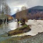 В Таштагольском районе угроза подтопления на время отступила