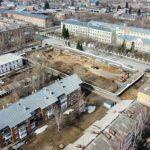 В Юрге возводят два «социальных» дома