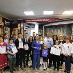 В Кузбассе наградили участников видеоконкурса, посвященного Дню Победы