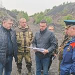 Министр угольной промышленности провел встречу в Новокузнецком районе