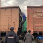 Трёх «зайцев» сняли с грузовых поездов в Кузбассе за сутки